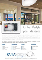 Panavision Evolve – Home Automation Brochure – R2.cdr